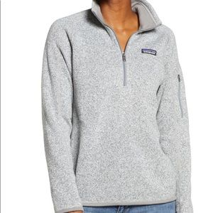 Patagonia Women's Better Sweater®️1/4 Zip Fleece